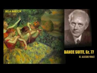 Bartok: Dance Suite, Sz. 77