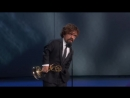 70th Emmy Awards_ Peter Dinklage Wins For Outstanding Supporting Actor In A Dram
