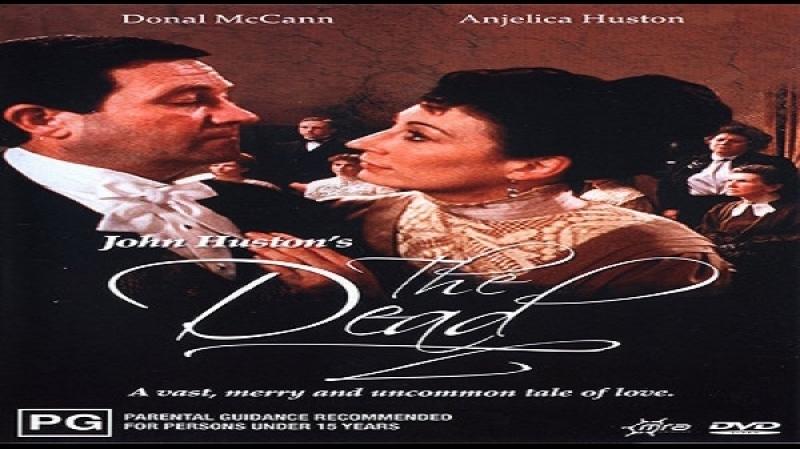1987 John Huston -The Dead (Gente Di Dublino) Anjelica Huston, Donal Mccann, Rachael Dowling Dvdmux Ita Eng