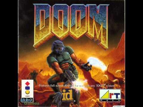 Doom 3DO Soundtrack - Map 1 - At Doom's Gate
