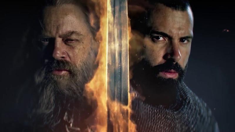 Падение Ордена / Knightfall сезон 2 тизер - трейлер