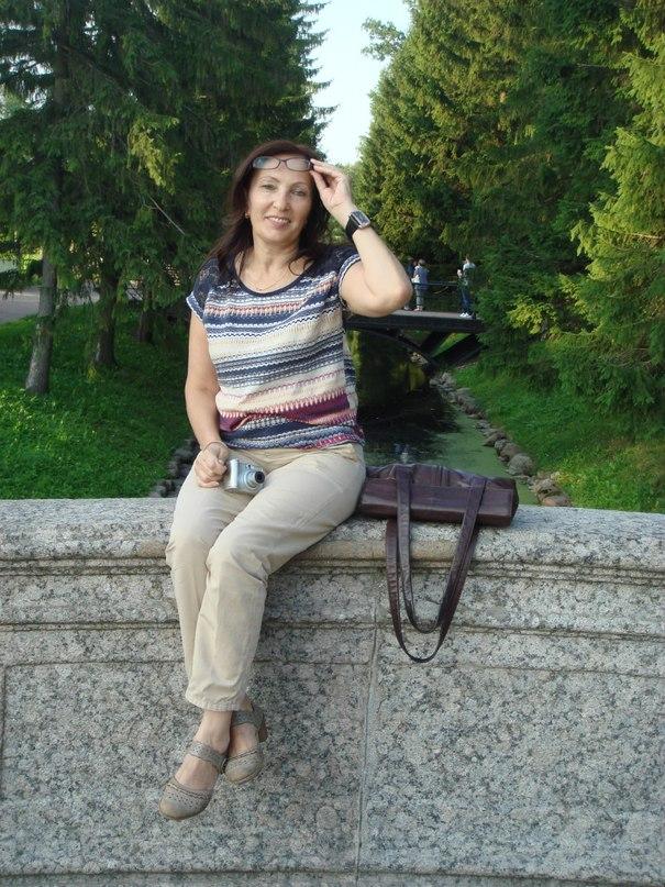 Наталья Степанова Mamba