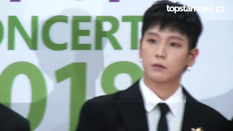 [4K영상] '인천 KPOP 콘서트' 비에이피(B.A.P), 남자의 섹시미(180901)