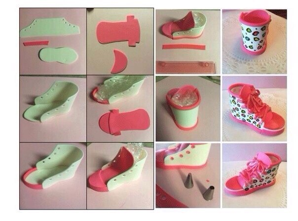 Обувь для беби бон своими руками 135