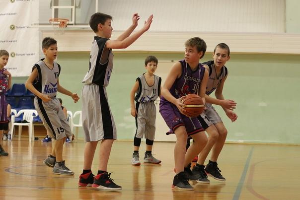 Первенство Самарской области по мини-баскетболу (юноши 2007 г.р.