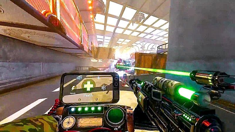 NANOBOTIC Gameplay Trailer (New Free-to-Play Multiplayer Game 2018)