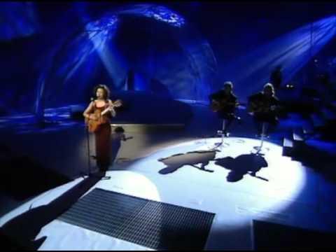 Jasmine - Niin kaunis on taivas (Euroviisukarsinta 1996)