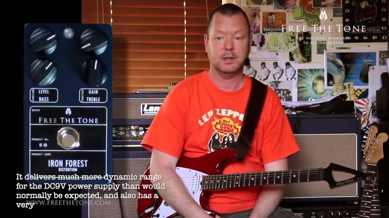 Free The Tone IRON FOREST (humbuckers)