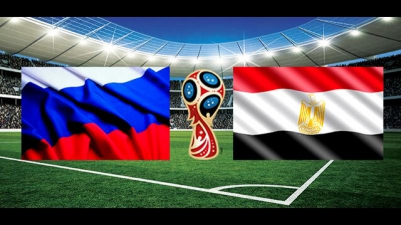Футбол. Чемпионат Мира 2018 / Группа A / 2-й тур из 3-х / Россия — Египет