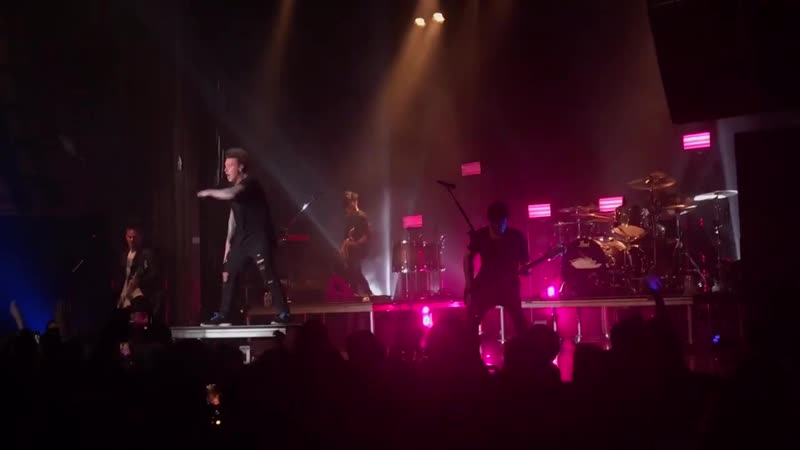 PapaRoach - Hollywood Whore | Regency Ballroom - San Francisco