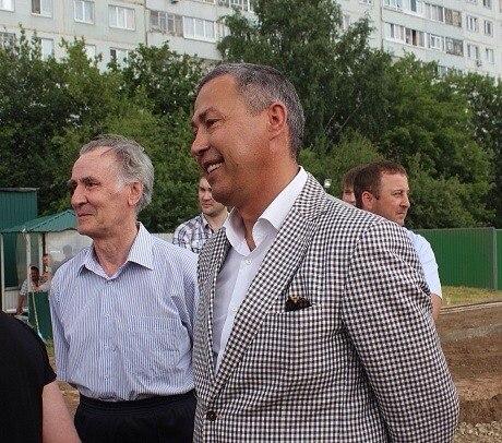 В Челнах  задержан с поличным при вымогательстве нескольких миллионов скандально известный бизнесмен Дамир Бибишев