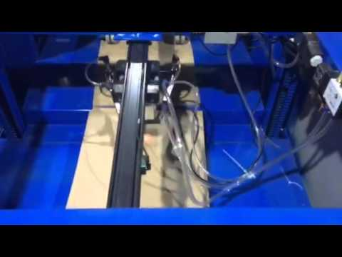 BPM 1 4 Автоматическая машина для печати на бумажных пакетах