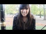 Kimmi Smiles' video message to me