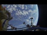 Космическая прогулка» российских космонавтов Фёдора Юрчихина и Сергея Рязанского, записанная на GoPro-камеру.