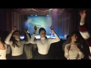 Ориг. жанр , 1 стом my performance on talented students show