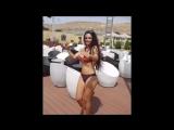 Эротический танец азербайджанки разозлил азербайджанцев. Азербайджан Azerbaijan Azerbaycan БАКУ BAKU BAKI Карабах 2018 HD +18