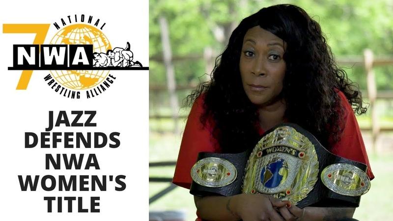 Jazz Defends NWA Women's Championship   NWA 70 (10/21/18)