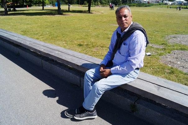 Иммигранты в Швеции