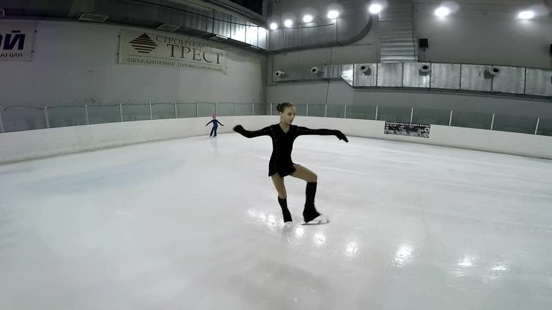 ШФК Глайд на катке Кудрово