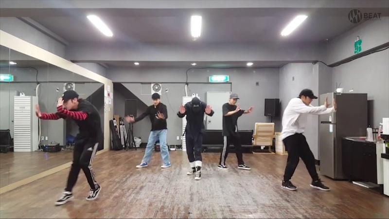 방탄소년단(BTS) - Not Today Dance practice 2일차 (by. A.C.E 에이스)