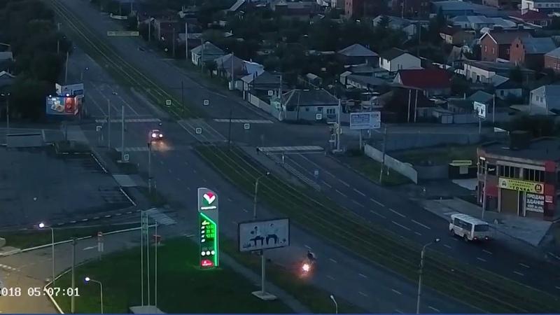 ДТП Переворот 16.08.2018 авария Челябинск