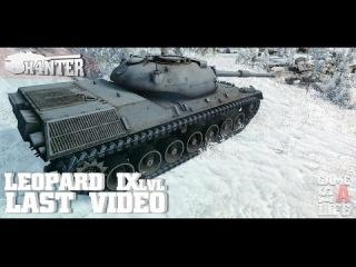 Leopard XI - Last video [wot-vod.ru]