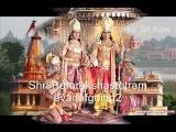 Shri Ram Raksha Stotram - Evening Mantras Lyrics