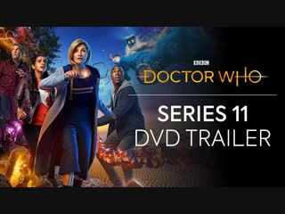 Doctor Who- Series 11 In-Home Trailer