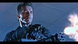 Terminator 2 Police Attack l The Best Quality 4K