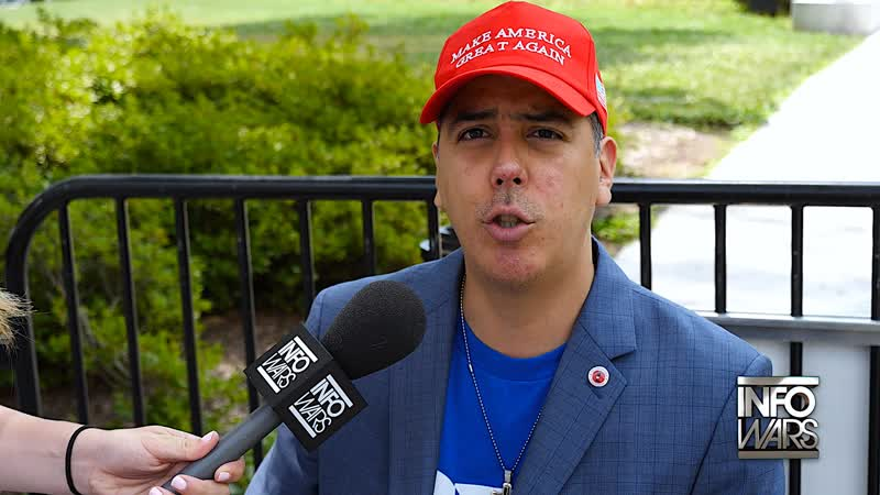 Founder of LEXIT Explains Why Latinos Support Trump