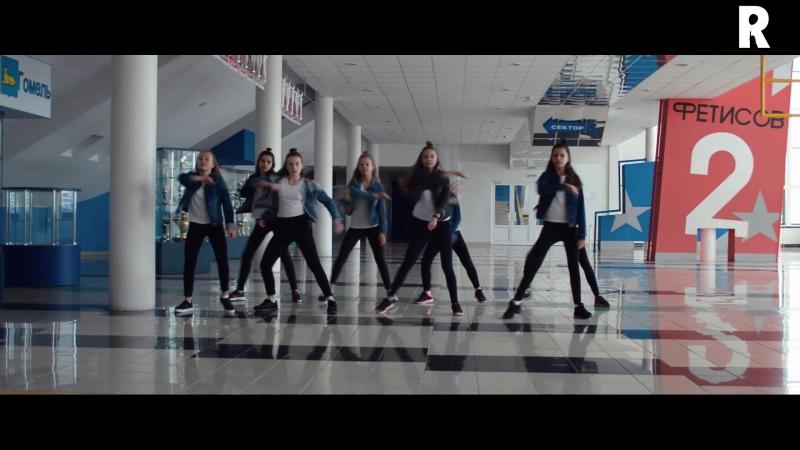 Студия танца EnergY г.Гомель. Группа Dance Mix Юниоры. Репетиционное видео