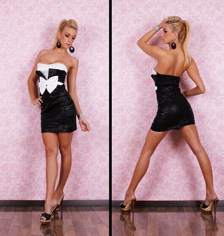 Сексуально платье