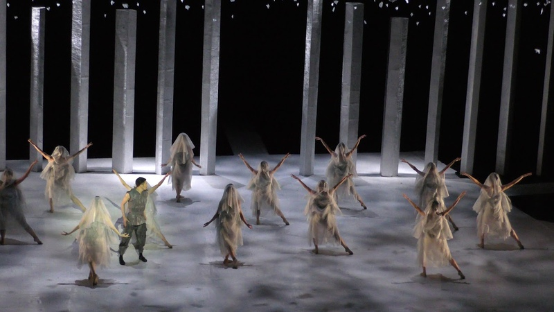 La Bayadere - Nation of Illusion Entrance of shades
