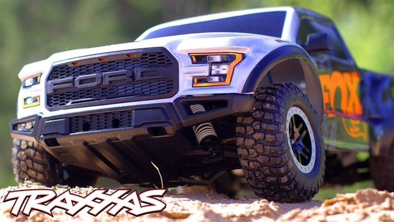 Fox Shox Edition Ford Raptor | Traxxas