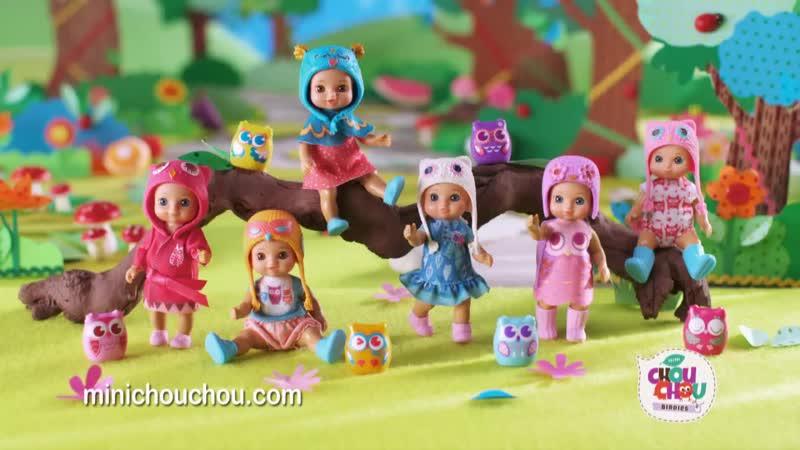 Куклы MINI CHOU CHOU серии Совуньи