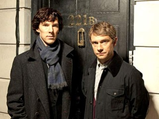 Большая игра - Шерлок Холмс, Sherloсk, 2010 - ПРОМО