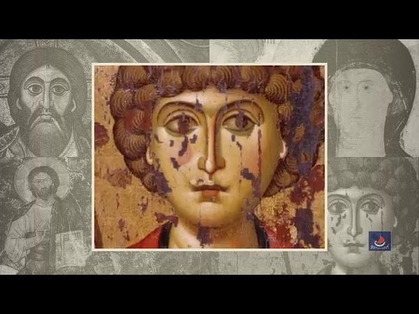 ч1 ф3 Фрески и иконы XI XIV вв Сокровища русского искуства