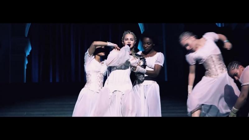 Madonna MET Gala 2018 HD 1080p