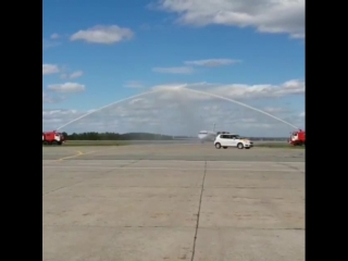 Bombardier CRJ-200 авиакомпании SCAT