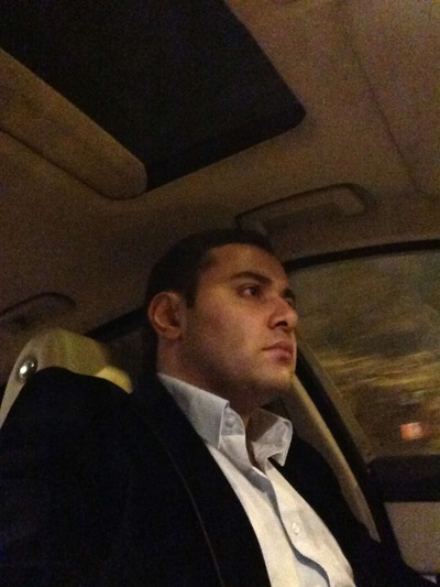 Garik Damyan, 14 декабря , Екатеринбург, id1188222