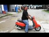 ...ХОНДА ЛИД в кузове Аф 48...............Ярко Оранжевого цвета.......35 рублей