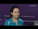 Анастасия Крестова: Сайыс барысында Олимпиадада бақ сынап жатқаның туралы мүлде ұмытасың, тек жеңіске ұмтыласың