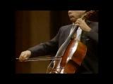 J. S Bach  Cello Suite  N3 Janos Starker