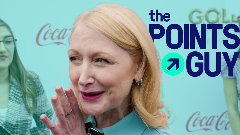 Sharp Objects Patricia Clarkson's Travel Tips for Jetlag (Hint: There's Wine)