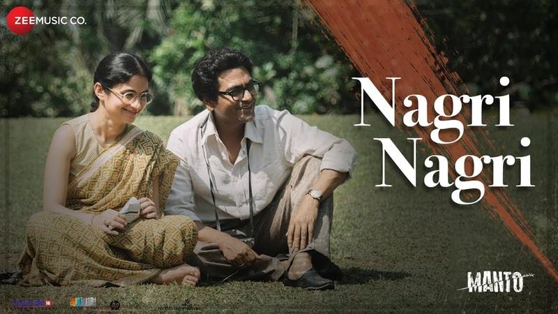 Nagri Nagri   Composed by Sneha Khanwalkar ft. Shankar Mahadevan   Manto   Nawazuddin Siddiqui
