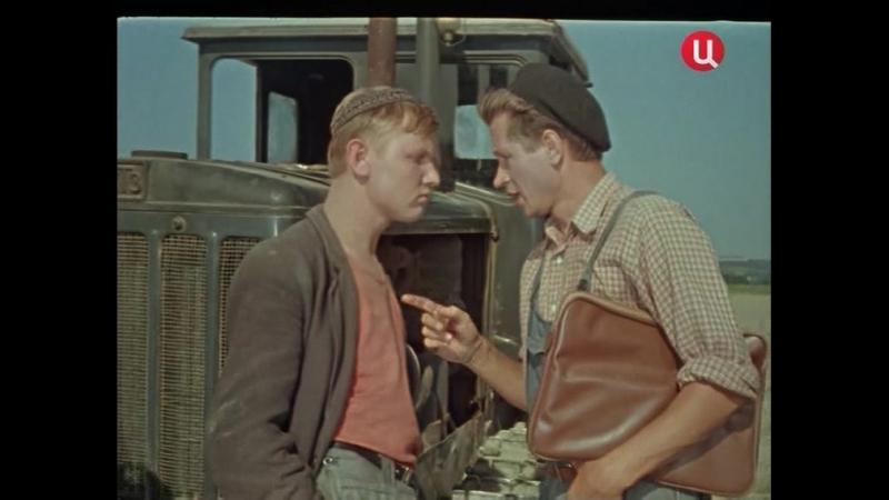 Ссора в Лукашах - 1958г. (Леонид Быков_ Фильмография - 22 фильма (1953-1976)