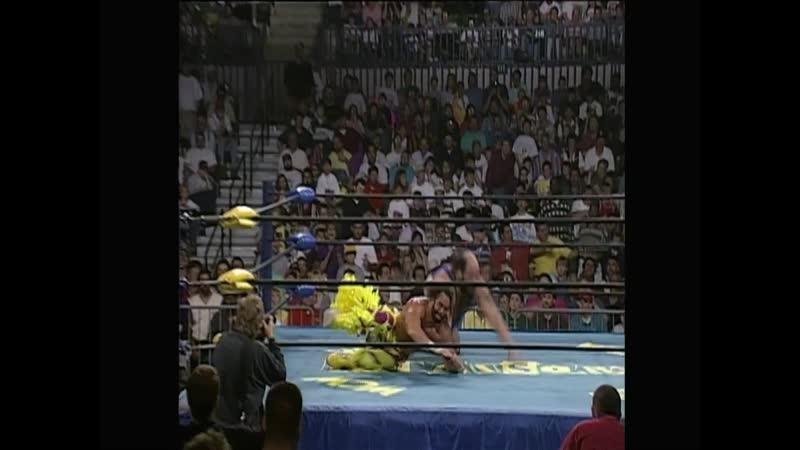 WCW. Uncensored 1995