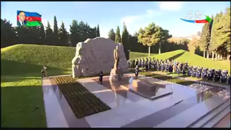 Azərbaycan Respublikasının Ümummilli Lideri Heydər Əliyevi hörmətlə anırıq ~ 12.12.2018