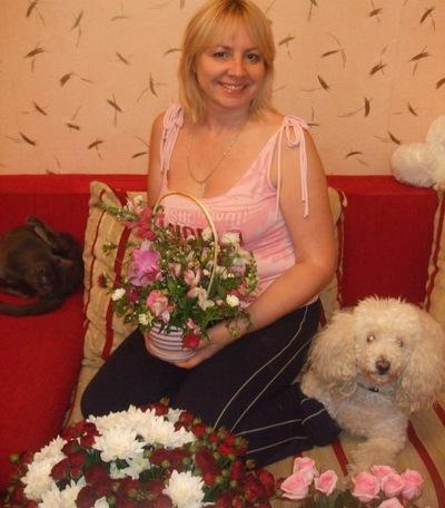 Татьяна Володина, 27 июня 1964, Киев, id11216350