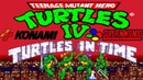 Turtles IV Turtles in Time (Level - 10) (SNES) HD Full. (The final Battle with shredder) Конец Игры!